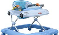 Bambini Lux Car Blue
