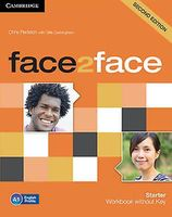 face2face Starter Workbook without Key 2nd Edition