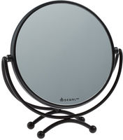 Oglindă cosmetică (18,5 x 19 cm) DEWAL MR-320black