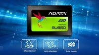 """2.5"""" SATA SSD 120GB ADATA SU650"""