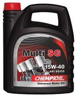 Chempioil Multi SG SAE API SG/CD 15W-40 4L