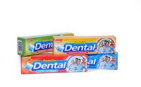 Зубная паста DENTAL FAMILY 100 ml  (vit+min.propolis+herbal. total+white. cavity protection)