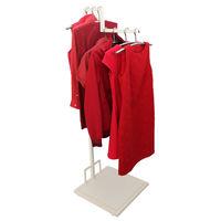 cumpără Suport pentru haine de tip Z din oţel, 500x500x1150/1650 mm (9001) în Chișinău
