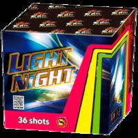 Батарея салютов Dinamit Light Night CLE4029