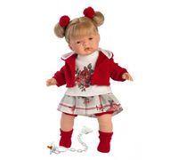 Llorens кукла интерактивная Joelle 38 см