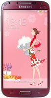 Samsung I9500 Red La Fleur Galaxy S4 16GB