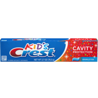 CREST KIDS - CAVITY PROTECTION SPARKLE FUN