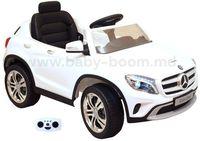 "Baby Mix UR-Z653R MS Машина на аккумуляторе ""Mercedes GLA"" белая"