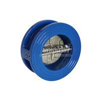 купить Обратный клапан  dn 50 межфланц. чугун PN10-16, L=43mm GJL-250 WATO в Кишинёве