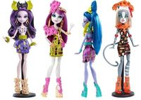 Fisher Price DKX94 Кукла Monster High