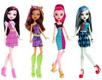 Fisher Price DKY17 Кукла Monster High серии