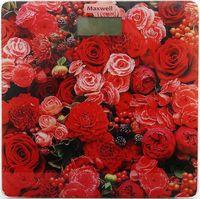 Напольные весы Maxwell MW-2666 Red