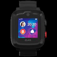 Детские часы Elari KidPhone 4G, Black