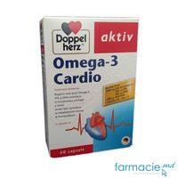 Omega-3 Cardio caps. N60 Doppelherz