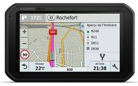 "GARMIN dezl 780LMT-D Truck Navigator, Licence map Europe + Moldova, 6.95"" LCD (1024*600), 16GB, MicroSD, 3D junction view/Attraction, Customized Truck Routing, Truck-specific POIs and Services, IFTA, Up Ahead, Hours of Service, up to 1:30 hours, 437g"