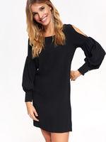 Платье TOP SECRET Чёрный ssu2439