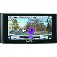 Sistem de navigatie GPS + DVR GARMIN nuviCam LMT