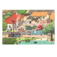 cumpără Carte Poștală – Vara la sat în Chișinău