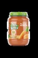 Piure Baby Vita morcov, 180g