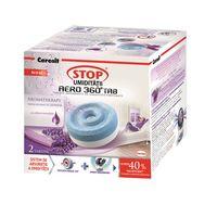 cumpără Tableta absorbanta de umiditate Ceresit Stop AERO 360° Aromatherapy Lavanda (2x450g) în Chișinău