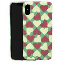 Чехол Aru Mix&Match Hearts, Iphone X