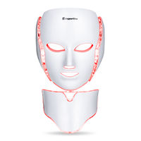 Светодиодная маска для лица и шеи inSPORTline Hilmana 23202 (5565)