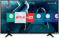 "55"" LED TV Hisense H55A6100, Black (3840x2160 UHD, SMART TV, PCI 1500Hz, DVB-T/T2/C/S2) (55'' DLED 3840x2160 UHD, PCI 1500 Hz, SMART TV (VIDAA U2.5 OS), 3 HDMI 2.0, 2 USB (foto, audio, video), Display color depth 8bit+FRC, HDR10, HLG,, Wi-Fi (802.11ac, dual-band (2.4G and 5G), DVB-T/T2/C/S2, OSD Language: ENG, RU, RO, Speakers 2x10W Dolby Audio, VESA 300x200, 14.3Kg)"