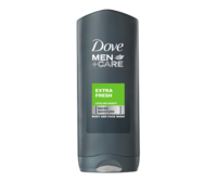 Гель для душа Dove Men Care Extra Fresh, 400 мл