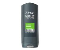 Gel de duş Dove Men Care Extra Fresh, 400 ml