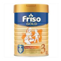 Friso Gold 3 молочная смесь, 1-3 лет. 400г