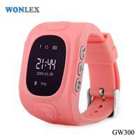 Умные часы Wonlex GW300 GPS для детей