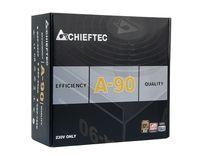 ATX 750W Chieftec A-90 GDP-750C, 80+ Gold