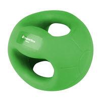 Медицинский мяч с ручками 5 кг inSPORTline 13489 (3007) (под заказ)