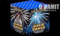Фейерверки P7609 Gold Tokio
