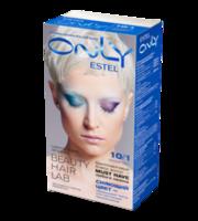 Vopsea p/u păr, ESTEL Only, 100 ml., 10/1 - Blond deschis-cenușiu