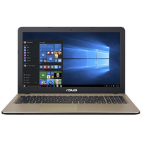 ASUS X540NA (Celeron N3350 4Gb 500Gb) CHOCOLATE BLACK, черный