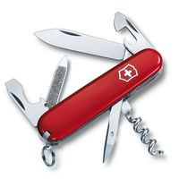 Нож Sportsman 0.3803 The Original Swiss Army Knives, 84 мм, красный