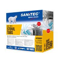 STOVIL TABS Таблетки для посудомоечной машины 1,2 кг/60 таб