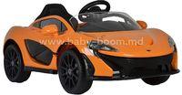 """Baby Mix  UR-Z672R ORANGE Машина на аккумуляторе """"McLaren"""""""
