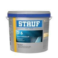 Универсальный дисперсионный клей для виниловых и текстильных покрытий STAUF D 6