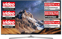 LED TV Hisense H65U7A, Dark Gray