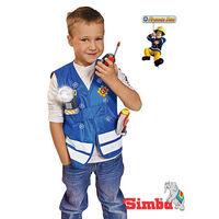Игровой Набор Спасательный  комплект Fireman Sam 9250745