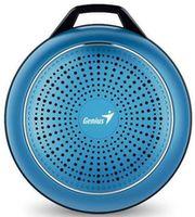 Колонка портативная Bluetooth Genius SP-906BT PLUS, R2, Blue