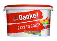 База для окрашивания интерьеров DANKE Easy to Color baza P, 10 L