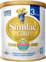 Similac Gold 3 молочная смесь, 12+мес. 800г