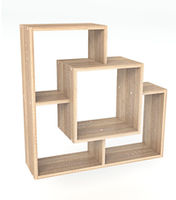 Raft №10 Tetris Stejar Sonoma