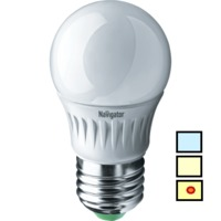 (B) LED (5W) NLL-P-G45-5-230-2.7K-E27 (Standard)