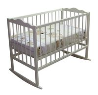 Детская кроватка Karina White