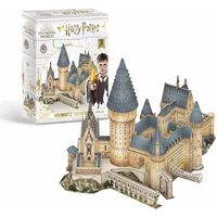 CubicFun пазл 3D Harry Potter Hogwarts Great Hall