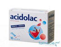 Acidolac 3.0g plic N10